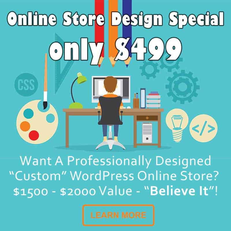 Online Store Special